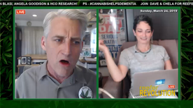 Reefer Revolution LIVE! Sundays Blunt Commentary on Cannabis News, Pot Politics & Marijuana Media