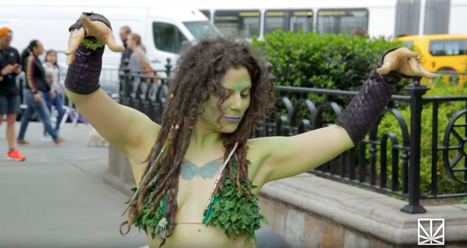 Faded Fashion: The Most Stylish Stoners at the NYC Cannabis Parade