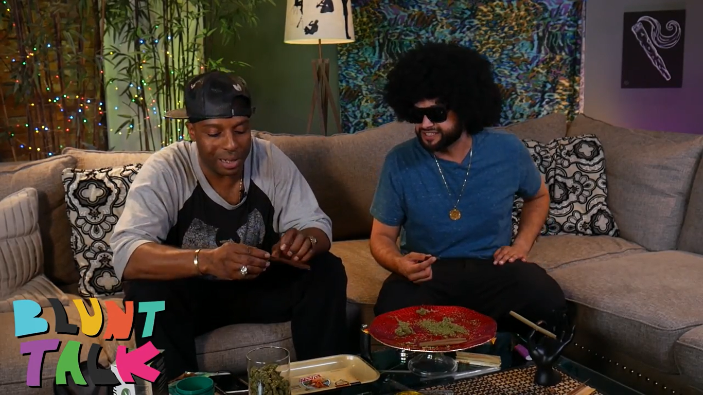 What's In WEED ? Blunt Talk with Prodigal Sunn and Master Bong