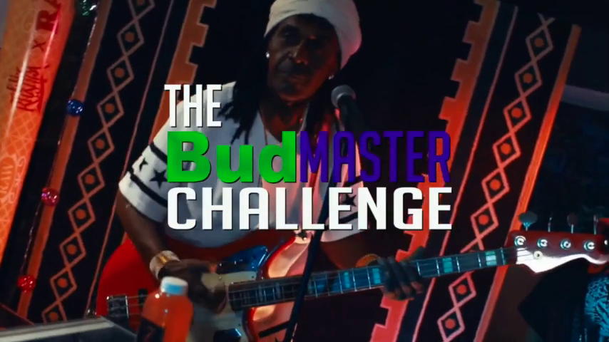 BudMaster Challenge: Smell that Bud!